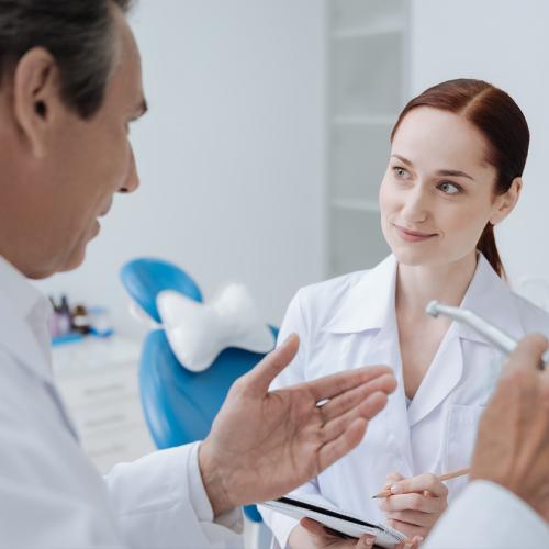 Implant dentistry mentor